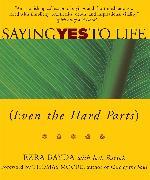 Cover-Bild zu Bayda, Ezra: Saying Yes to Life