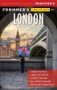 Cover-Bild zu Frommer's EasyGuide to London (eBook) von Cochran, Jason