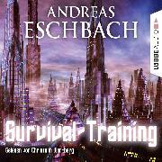 Cover-Bild zu Survival-Training - Kurzgeschichte (Audio Download) von Eschbach, Andreas