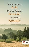 Cover-Bild zu Kensche, Christine: Acht deutsche Sommer (eBook)