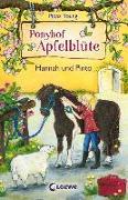 Cover-Bild zu Ponyhof Apfelblüte 4 - Hannah und Pinto von Young, Pippa