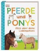 Cover-Bild zu Pferde und Ponys