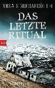 Cover-Bild zu Das letzte Ritual von Sigurdardóttir, Yrsa