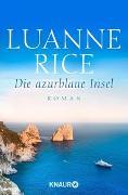 Cover-Bild zu Die azurblaue Insel von Rice, Luanne