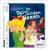Cover-Bild zu Bibi Blocksberg Hörbuch 01. Im Tal der wilden Hexen von Bornstädt, Matthias von