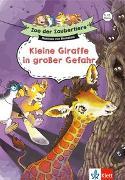 Cover-Bild zu Kleine Giraffe in großer Gefahr von Bornstädt, Matthias von