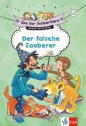 Cover-Bild zu Der falsche Zauberer von Bornstädt, Matthias von