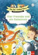 Cover-Bild zu Vier Freunde und ein Geheimnis von Bornstädt, Matthias von