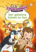 Cover-Bild zu Zoo der Zaubertiere: Der geheime Schatz im Zoo, 1./2. Klasse von Bornstädt, Matthias von
