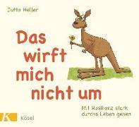Cover-Bild zu Das wirft mich nicht um von Heller , Jutta