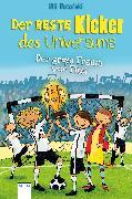 Cover-Bild zu Der beste Kicker des Universums. Der große Traum vom Titel (eBook) von Potofski, Ulli