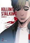 Cover-Bild zu Killing Stalking - Season III 02 von Koogi
