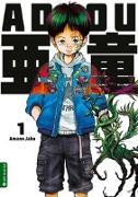 Cover-Bild zu Adou 01 von Jaku, Amano
