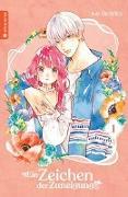 Cover-Bild zu Ein Zeichen der Zuneigung 01 von Morishita, Suu
