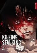 Cover-Bild zu Killing Stalking 04 von Koogi