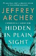Cover-Bild zu Hidden in Plain Sight von Archer, Jeffrey