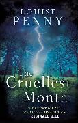 Cover-Bild zu Penny, Louise: The Cruellest Month