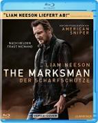 Cover-Bild zu Robert Lorenz (Reg.): The Marksman - Der Scharfschütze BR