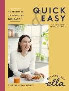Cover-Bild zu Deliciously Ella Quick & Easy (eBook) von Mills (Woodward), Ella
