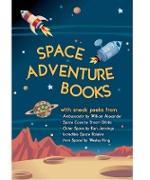 Cover-Bild zu Gibbs, Stuart: Space Adventure Books Sampler (eBook)