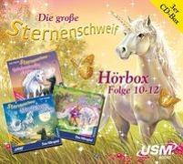 Cover-Bild zu Die große Sternenschweif Hörbox Folgen 10-12 (3 Audio CDs) von Chapman, Linda