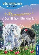 Cover-Bild zu Sternenschweif, Bücherhelden 2. Klasse, Das Einhorn-Geheimnis (eBook) von Chapman, Linda