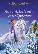 Cover-Bild zu Sternenschweif, Adventskalender, In der Zauberburg (eBook) von Chapman, Linda