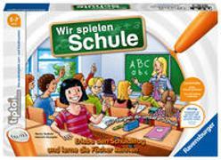 Cover-Bild zu Teubner, Marco: Wir spielen Schule