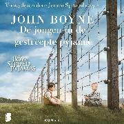 Cover-Bild zu Boyne, John: De jongen in de gestreepte pyjama (Audio Download)