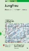Cover-Bild zu Jungfrau. 1:50'000