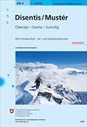 Cover-Bild zu Disentis / Mustér. 1:50'000
