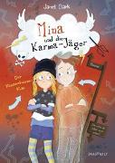 Cover-Bild zu Mina und die Karma-Jäger - Der Klassenkassen-Klau von Clark, Janet