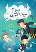 Cover-Bild zu Mina und die Karmajäger - Lichter aus im Geisterhaus von Clark, Janet