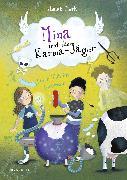 Cover-Bild zu Mina und die Karma-Jäger - Fiese Tat im Internat (eBook) von Clark, Janet