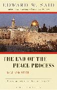 Cover-Bild zu Said, Edward W.: The End of the Peace Process