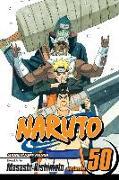 Cover-Bild zu Kishimoto, Masashi: Naruto, V50