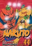 Cover-Bild zu Kishimoto, Masashi: Naruto, Vol. 44: Naruto
