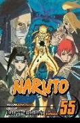Cover-Bild zu Kishimoto, Masashi: Naruto, V55