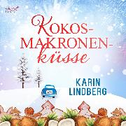 Cover-Bild zu Kokosmakronenküsse (Audio Download) von Lindberg, Karin