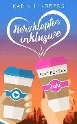 Cover-Bild zu Herzklopfen inklusive - Kaffee von Jake (eBook) von Lindberg, Karin