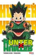 Cover-Bild zu Togashi, Yoshihiro: Hunter X Hunter, Band 01