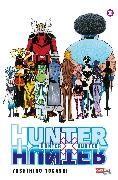 Cover-Bild zu Togashi, Yoshihiro: Hunter X Hunter, Band 30
