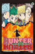 Cover-Bild zu Togashi, Yoshihiro: Hunter X Hunter, Band 10