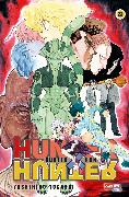 Cover-Bild zu Togashi, Yoshihiro: Hunter X Hunter, Band 22