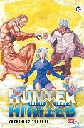 Cover-Bild zu Togashi, Yoshihiro: Hunter x Hunter, Band 28