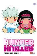 Cover-Bild zu Togashi, Yoshihiro: Hunter X Hunter, Band 31