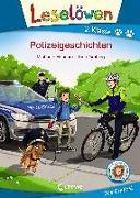 Cover-Bild zu Leselöwen 2. Klasse - Polizeigeschichten von Hanauer, Michaela