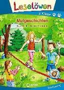 Cover-Bild zu Leselöwen 2. Klasse - Mutgeschichten von Reider, Katja