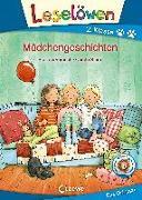 Cover-Bild zu Leselöwen 2. Klasse - Mädchengeschichten von Stütze & Vorbach
