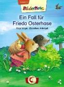 Cover-Bild zu Bildermaus - Ein Fall für Frieda Osterhase von von Vogel, Maja